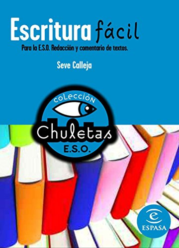 9788467027785: Escritura fácil para la ESO (Chuletas)