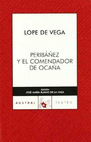 9788467029314: Peribanez y el Comendador de Ocana