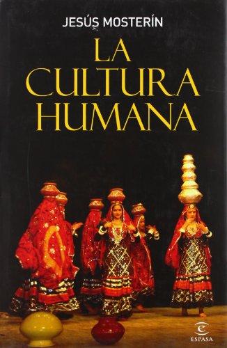 9788467030853: La cultura humana