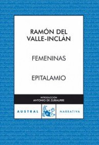 9788467031393: Femeninas/Epitalamio (Narrativa)