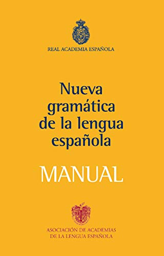 9788467032819: Nueva Gramatica Lengua Española MANUAL (Spanish Edition)