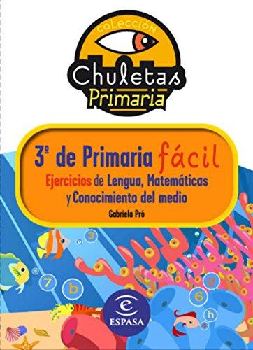 9788467032901: Ejercicios para 3º de Primaria (Chuletas) - 9788467032901