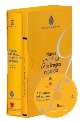 9788467033212: Nueva gram�tica de la lengua espa�ola: Fon�tica y fonologia (Book & DVD)