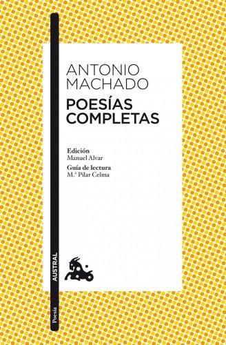 9788467033342: Poesías completas: Edición de Manuel Alvar