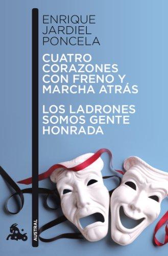 9788467033458: CUATRO CORAZONES CON FRENO Y