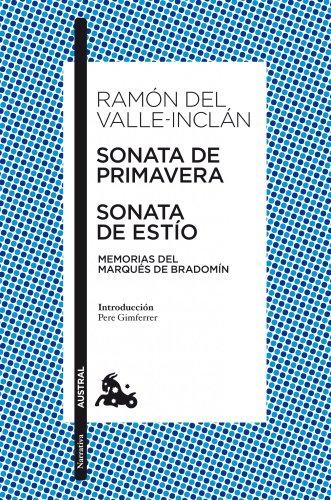 9788467033465: Sonata de primavera. Sonata de estio (Spanish Edition)