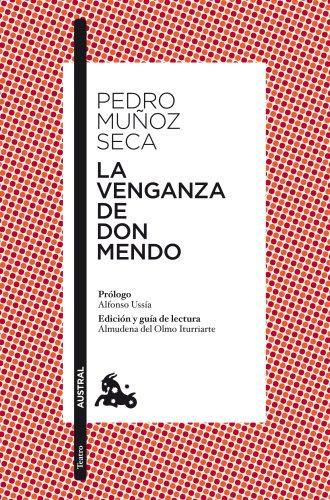 9788467033564: La venganza de Don Mendo (Teatro)