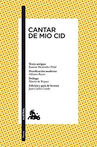 9788467034059: Cantar de Mio Cid (Poesía)