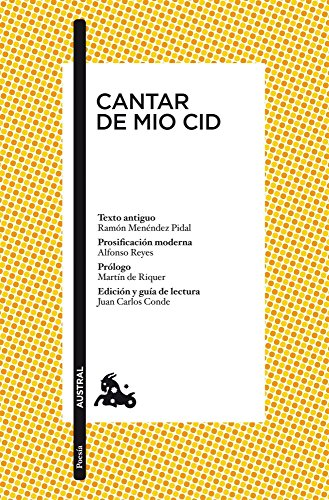 9788467034059: Cantar de Mio Cid
