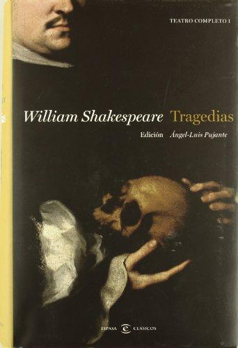 9788467034158: Teatro Completo 1: Tragedias (w. Shakespeare)