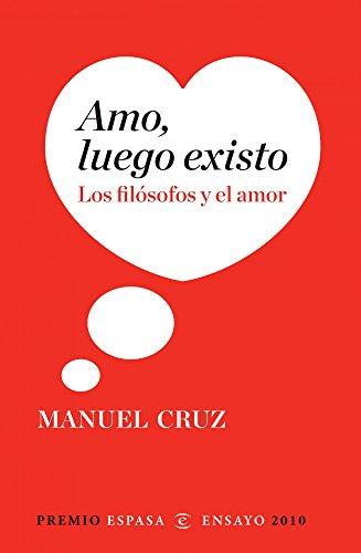 9788467034349: Amo, luego existo (Spanish Edition)