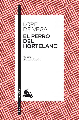 9788467034585: El perro del hortelano (Spanish Edition)