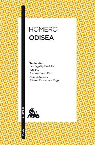 9788467034615: Odisea