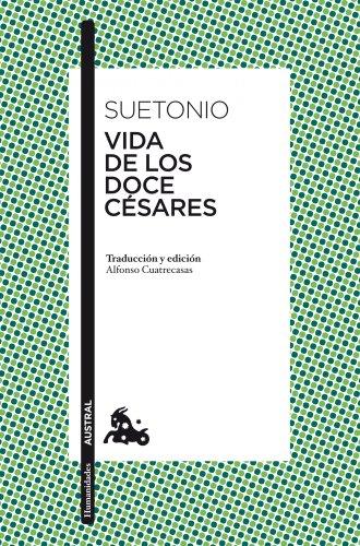 9788467034622: Vida de los doce césares (Humanidades)