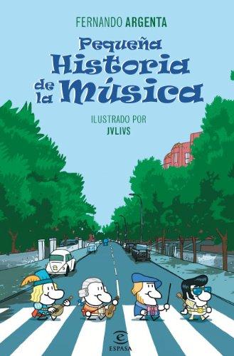 9788467035681: Pequeña historia de la Música (Espasa Juvenil)