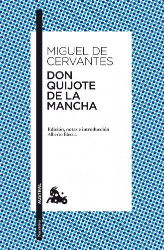 Don Quijote de la Mancha. Colección Austral Clásica No. 500. Edición cr&iacute...