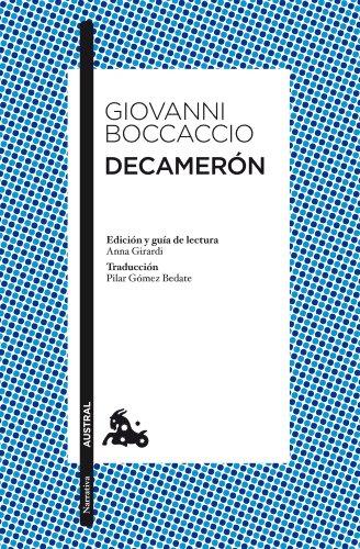 DECAMERON -NOV-: G. BOCCACCIO