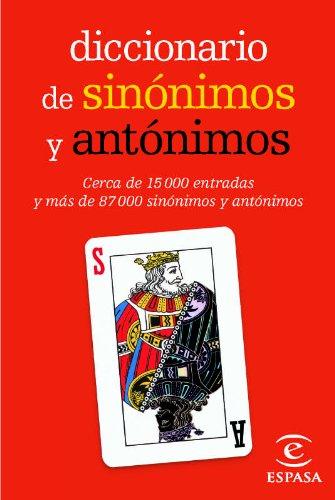 9788467036886: DICCIONARIO SINONIMOS Y ANT.MINI*11*ESPA