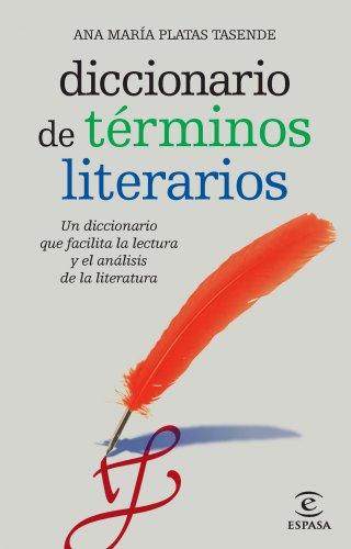 9788467036916: DICCIONARIO DE TERMINOS LITERARIOS(9788467036916)