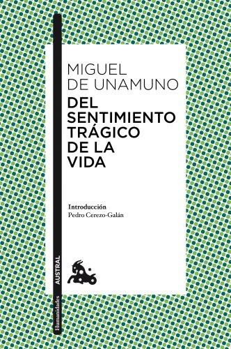 9788467037227: Del sentimiento tragico de la vida (Spanish Edition)