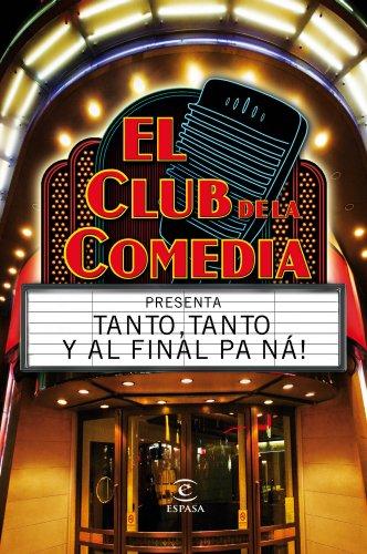 9788467037319: El club de la comedia presenta...