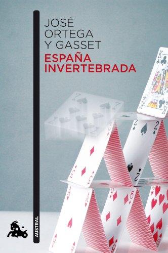 9788467037548: España invertebrada (Contemporánea)