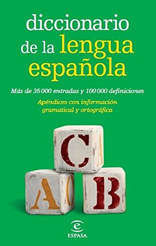 9788467039061: Diccionario de la lengua española Bolsillo (DICCIONARIOS LEXICOS)