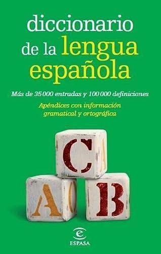 9788467039061: Diccionario de la lengua española Bolsillo