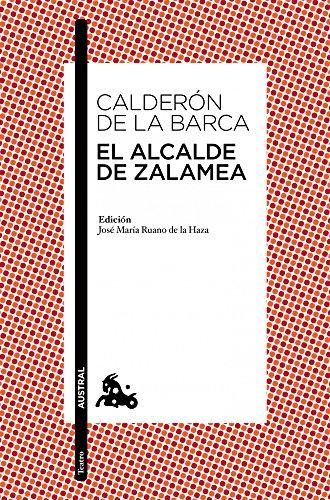 9788467039344: El Alcalde de Zalamea (Spanish Edition)