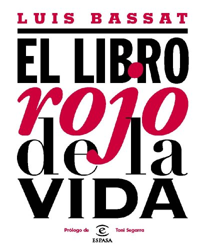 El libro rojo de la vida (Paperback): Luis Bassat Coen