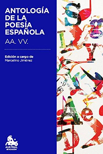 9788467041958: ANTOLOGIA DE LA POESIA ESPAOLA