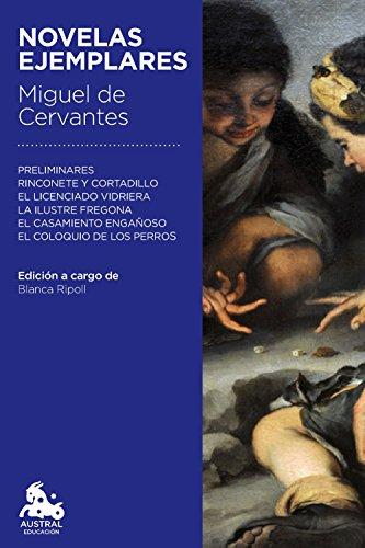 9788467044010: Novelas ejemplares (Austral Educación)