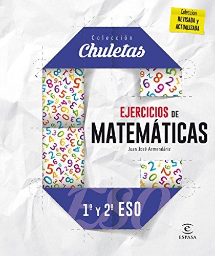 9788467044300: Ejercicios matemáticas 1º y 2º ESO