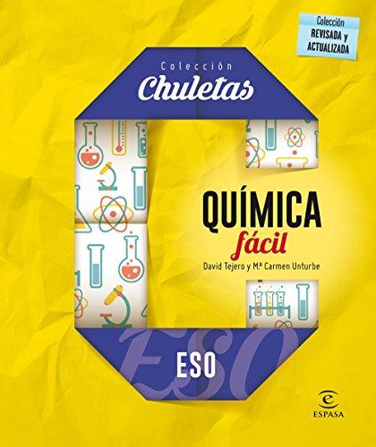 9788467044348: Química fácil para la ESO (CHULETAS)