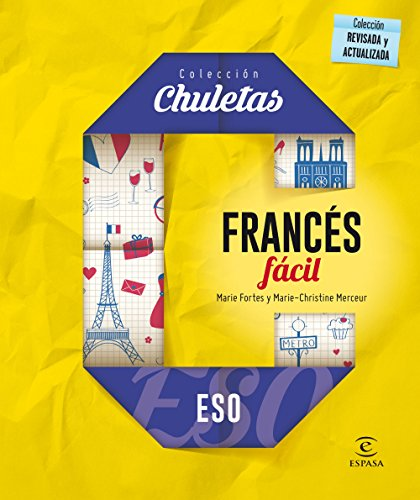Francés Fácil Para La ESO - Marie Fortes; Marie Christine Merceur