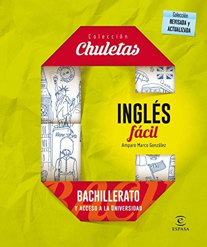 9788467044577: Inglés Fácil Para Bachillerato - 9788467044577 (CHULETAS)