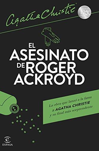 9788467045437: El asesinato de Roger Ackroyd (Espasa Narrativa)