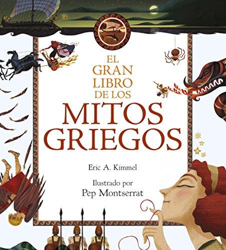 9788467046151: El gran libro de los mitos griegos (Otros libros de gran formato)