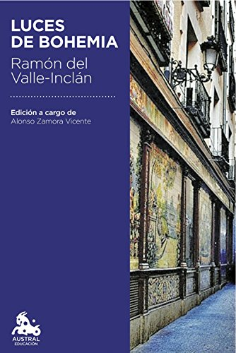 Luces de bohemia Spanish Edition
