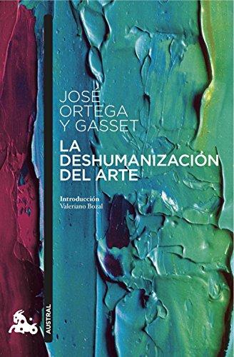 9788467047837: La deshumanización del arte (Contemporánea)