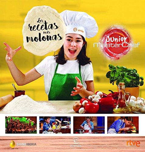 9788467048063: Las recetas más molonas de Masterchef Junior