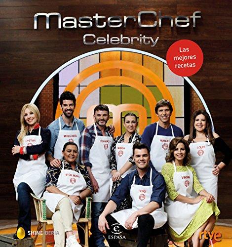 9788467048698: MasterChef Celebrity. Las mejores recetas