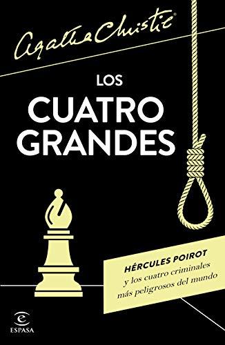 LOS CUATRO GRANDES: Agatha Christie