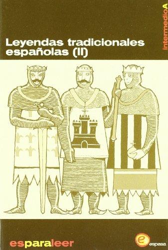 Es para leer. Leyendas tradicionales espanolas 2.