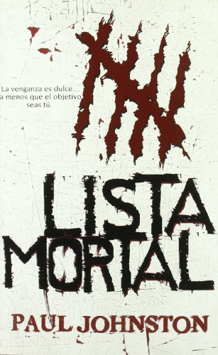 LISTA MORTAL: Paul Johnston