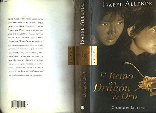 9788467202205: El Reino del Dragon de Oro Edition: First