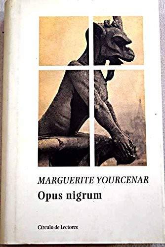 9788467206272: Opus Nigrum