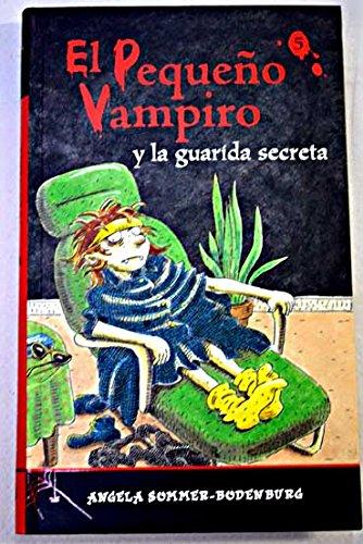9788467207125: El Pequeño Vampiro Y La Guarida Secreta