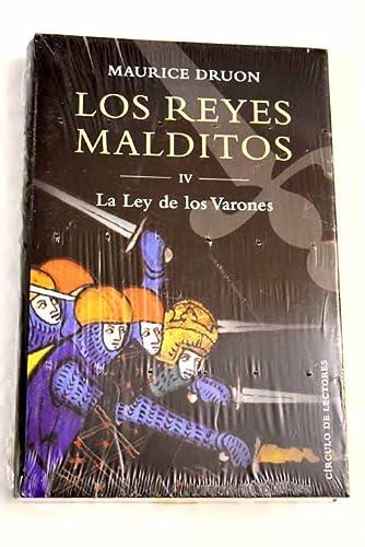9788467208795: La Ley De Los Varones