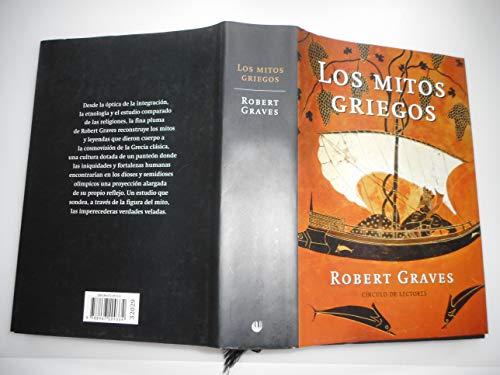 9788467209334: Los Mitos Griegos
